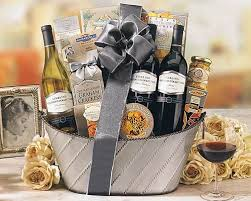 wine as a gift 46 best canastas navideñas images on wine gift baskets