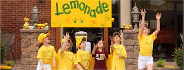 Put On The Map Put Your Stand On The Map Lemonade Day