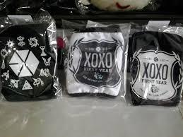 Masker Exo masker mulut exo logo printing 9motion shop