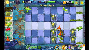 plant versus zombies 2 dark ages 14 produce 5000 sun no sun
