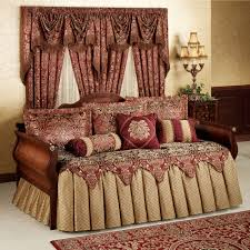 Daybed Bedding Sets Palatial Ruffled Flounce Daybed Bedding Set
