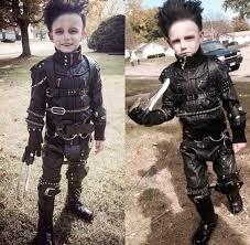 Edward Scissorhands Costume 25 Kids In The Most Amazing Halloween Costumes