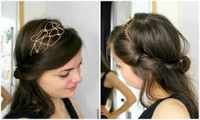 elastic hair band hairstyles six ways to wear headbands loepsie