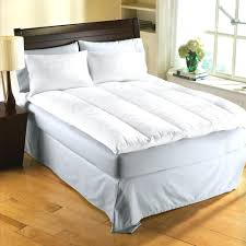 double bed pillow topper pillow mattress pad reviews double bed