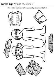 best photos of boy cut out pattern boy and cut out template