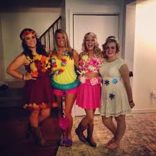 four seasons girls group halloween costume group halloween