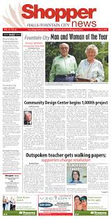 halls fountain city shopper news 060315 by shopper news issuu