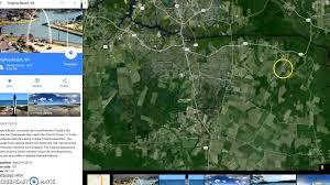Virginia Beaches Map by Coastal Virginia Lifestyle Coastal Living In Virginia Beach And