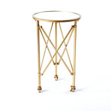 small gold side table coffee table small gold roundde table inspiration ideas for