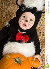 free halloween costumes halloween costume baby royalty free stock photography image 6746357