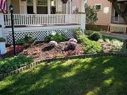 Ideas For Curb Appeal - garden design garden design with front yard curb appeal