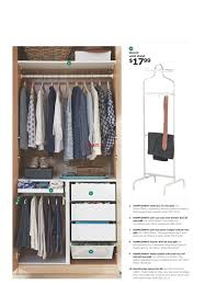 Valet Ikea by Ikea The Wardrobe Event Flyer September 18 To October 9
