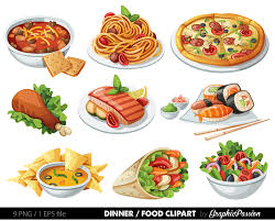unhealthy food clipart for kids clipartxtras