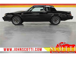 1982 Buick Grand National For Sale 1987 Buick Grand National For Sale On Classiccars Com 19 Available