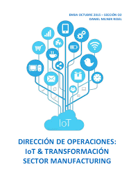 iot u0026 manufacturing transformation