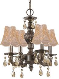 chandelier shades crystorama chandelier shades deep discount lighting