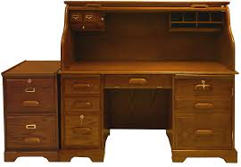 Computer Desk With File Cabinet 59
