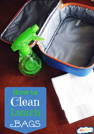 how to clean how to clean lunch bags
