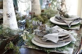 dining room christmas decor a christmas tree ribbon tutorial