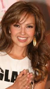 hair styles from singers thalia actress singer hair styles and hair color pinterest