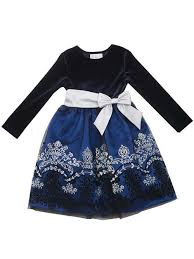 editions royal blue silver mesh dress with navy blue
