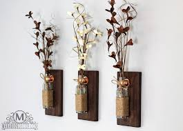 luxurious wall sconce candle holders design with scroll and small