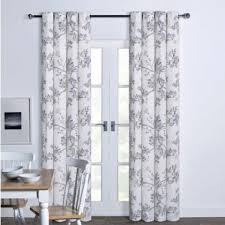 White And Grey Curtains Homebase Curtains Functionalities Net
