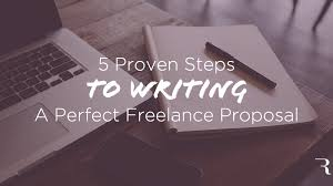 How To Write The Best Resume Ever by 5 Steps To Write The Best Freelance Proposal Free Template