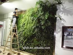 Home Decor Artificial Trees Home Decorations Artificial Living Wall For Indoor Plastic Big