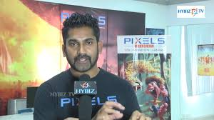 mahesh sriram ceo pixels animation academy hyderabad few words