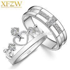 korean wedding rings 2014 design korean wedding ring 925 silver anillos