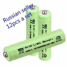 solar batteries for outdoor lights russian seller new high tech solar light battery 12 pcs aaa garden
