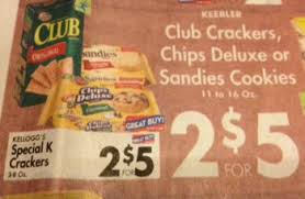keebler cookies only 1 50 at homeland starting wednesday print