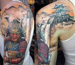 100 brave samurai tattoo designs and meanings 2017 collection