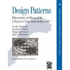 design pattern c gang of four is there a canonical book on design patterns software engineering
