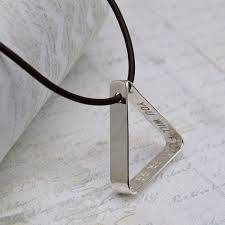 Mens Personalized Necklace Personalised Jewellery Indivijewels