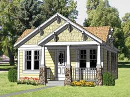 Small Craftsman Homes Affordable Craftsman Style Home Plans