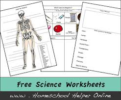 free home school worksheets homeschool helper