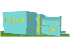House Schematics by Marbles Rolling Telling The Story Of The Modern Nature House