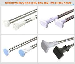 Extendable Curtain Pole Extendable Curtain Rods Bunnings Curtain Rods And Window Curtains