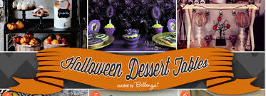 halloween dessert table ideas how to make your own