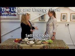 sattvic foods with chinmayi youtube