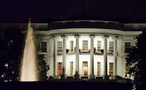 White House Flag Half Mast Response To Recent National Monument Designations By President