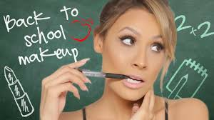 makeup school in va back to school makeup hair tutorial