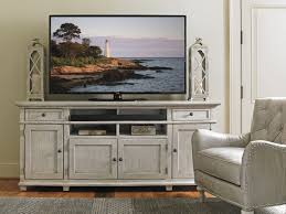 oyster bay kings point large media console lexington home brands