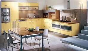 küche gelb luxus küche vorteile der küche design
