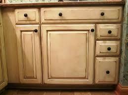 Fresh White Glazed Kitchen Cabinets All Home Decorations - Kitchen cabinet glaze