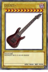 Djent Meme - dark djent guitar 00100101 000 11 01 01 010101 atk1010 def0101