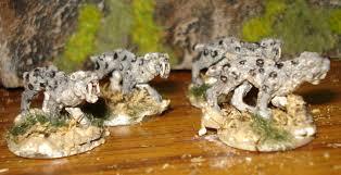Splintered Light Miniatures Chariot Miniatures Sabre Tooth Cats Prehistoriczoo15