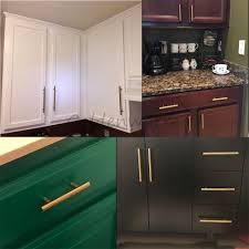Gold Bar Cabinet Gold Cabinet Handle Stainless Steel Brass Drawer Pulls Kitchen